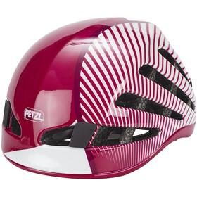 Petzl Meteor - Casco de bicicleta - rosa